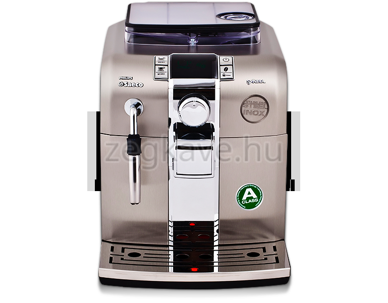 Saeco Sintia kávégép – új termék « SAECO kávégépek