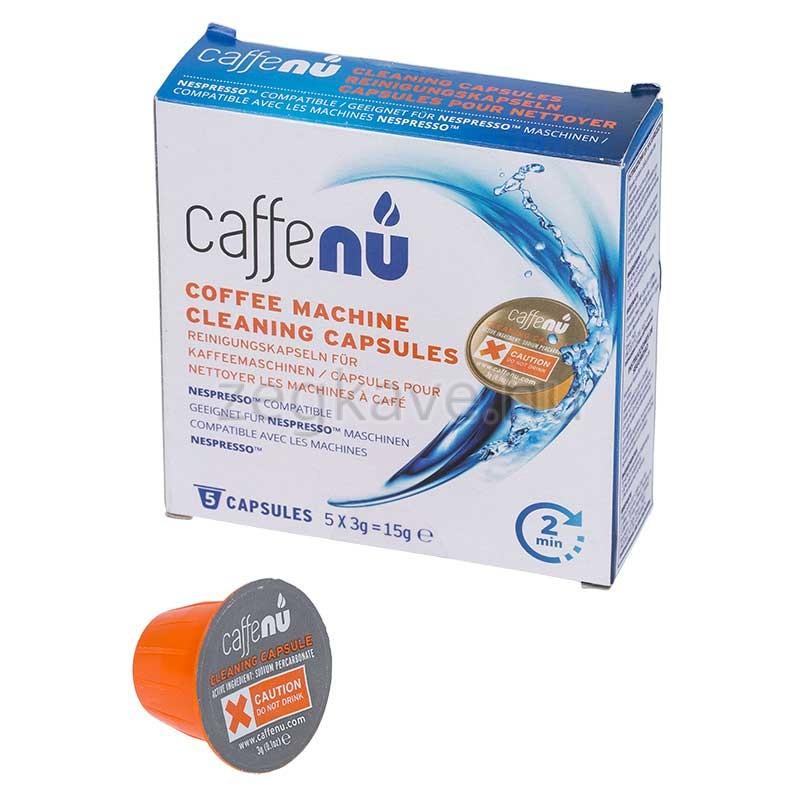 Caffenu Nespresso Tisztító Kapszula